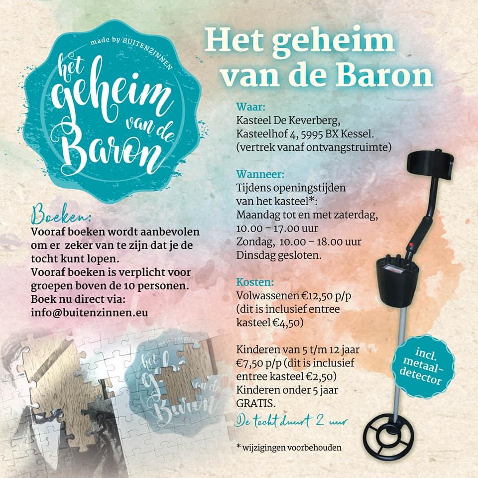 Het geheim van de Baron