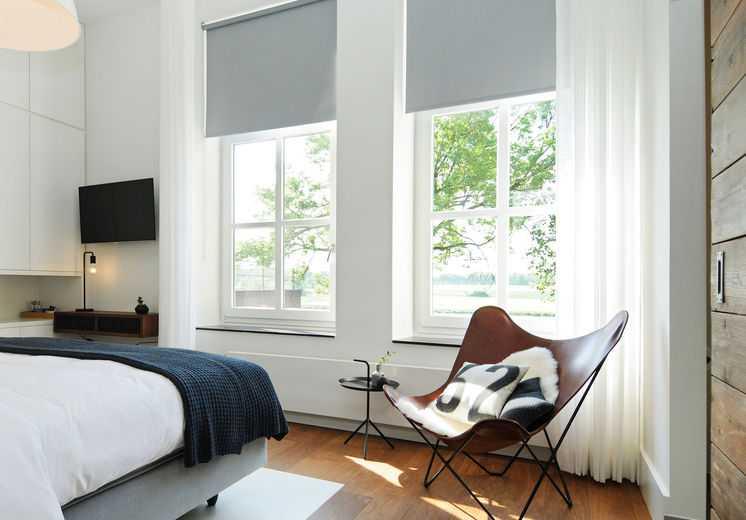 luxe hotelkamer als onderdeel van onze vergaderarrangementen
