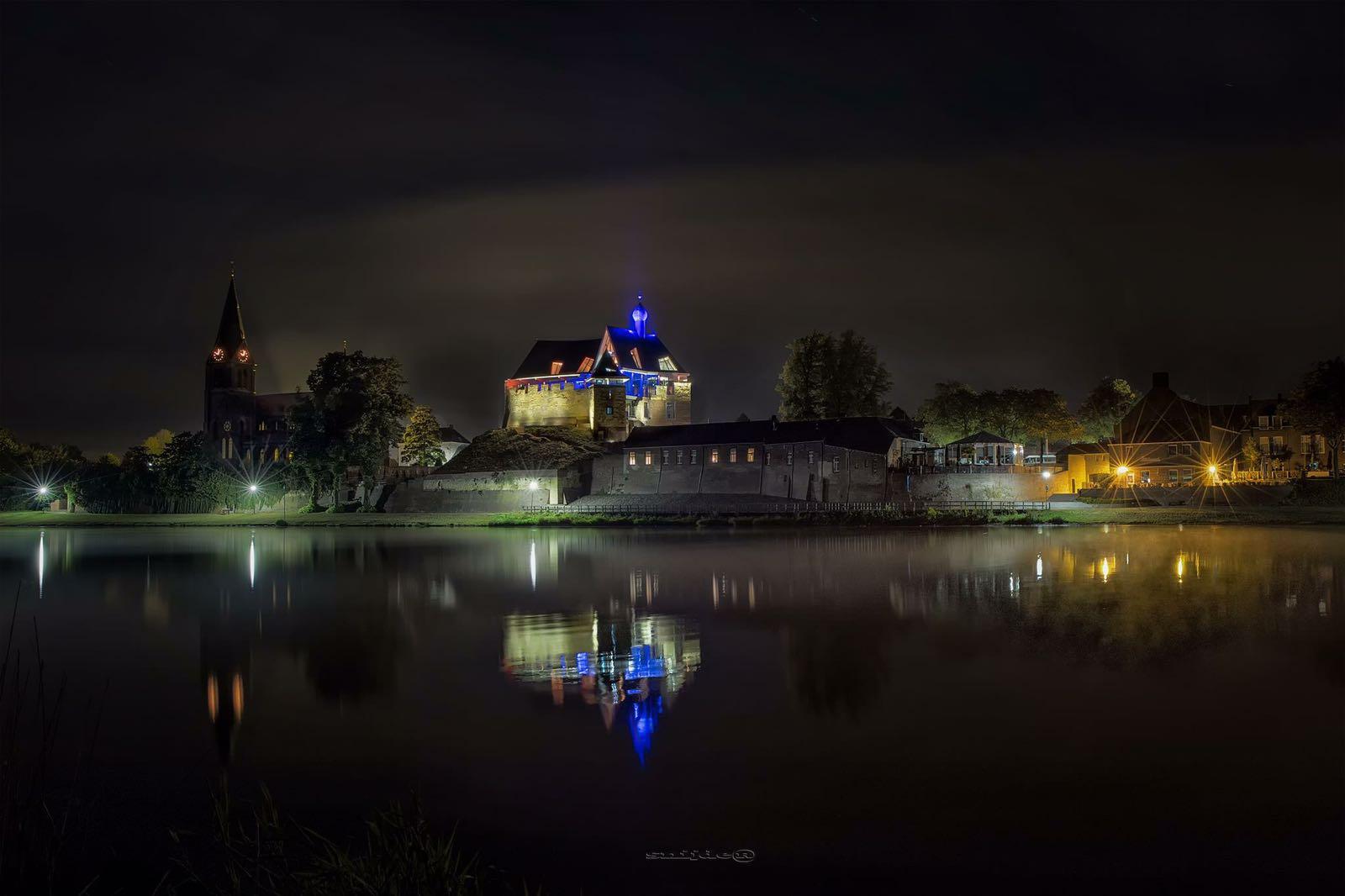 Foto hele kasteel Rene Snijder