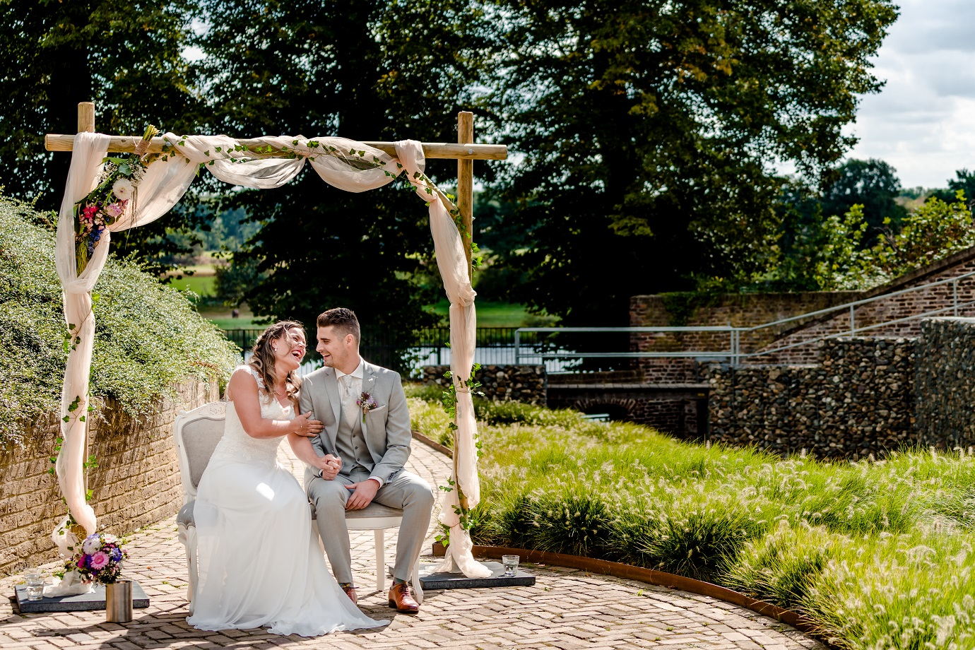 2 bruiloft